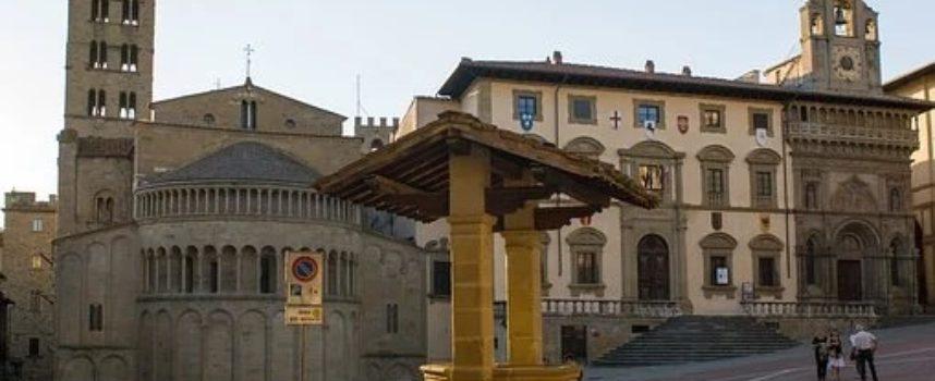 """Mostra al Palazzo della Fraternità """"La città di Arezzo simboli e icone"""""""