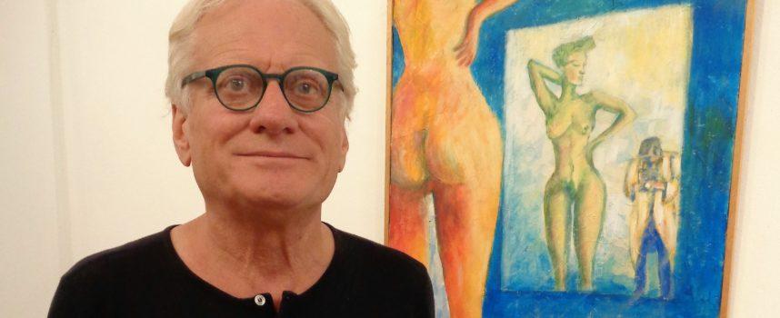"""Daniele Alfani in mostra alla galleria Cavour 85 con """"Dagli anni '70 fino al Coronavirus"""""""