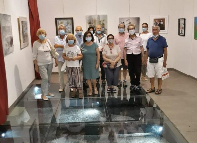 SOS Terra (riflessioni per il domani) – Al circolo artistico la collettiva del Cenacolo degli Artisti Aretini