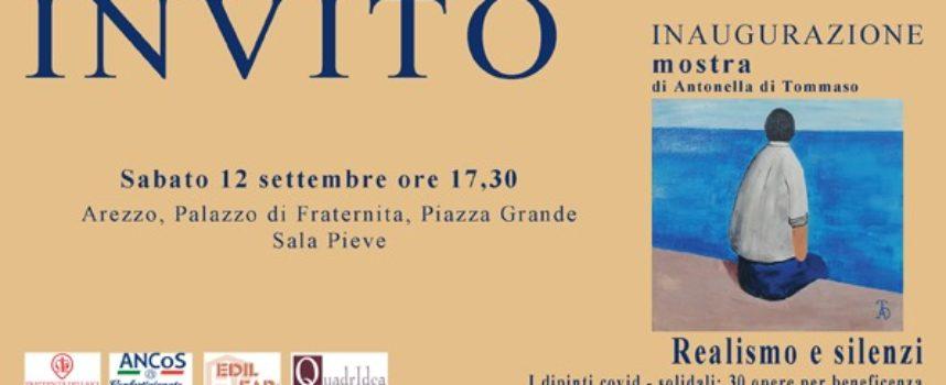 Realismi e silenzi: 12 settembre – inaugurazione mostra presso il Palazzo della Fraternità