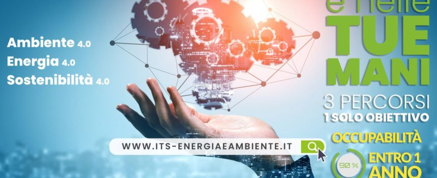 Non perdetevi gli Openday online del corso ITS Energia 4.0 di Arezzo