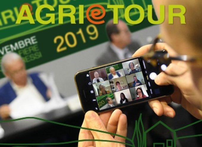 AgrieTour: l'agriturismo non si ferma. Una giornata di webinar ed incontri tecnici sul settore agrituristico