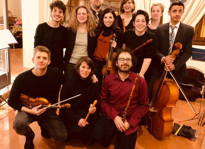 I musicisti dell'Accademia dei Broccioni in concerto a Casa Bruschi il 25 ottobre