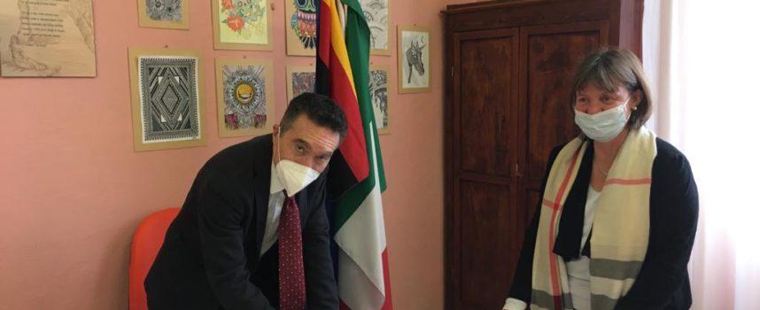 Liceo Vittoria Colonna firmato l'accordo internazionale PASCH per il riconoscimento del Diploma anche di Lingua Tedesca