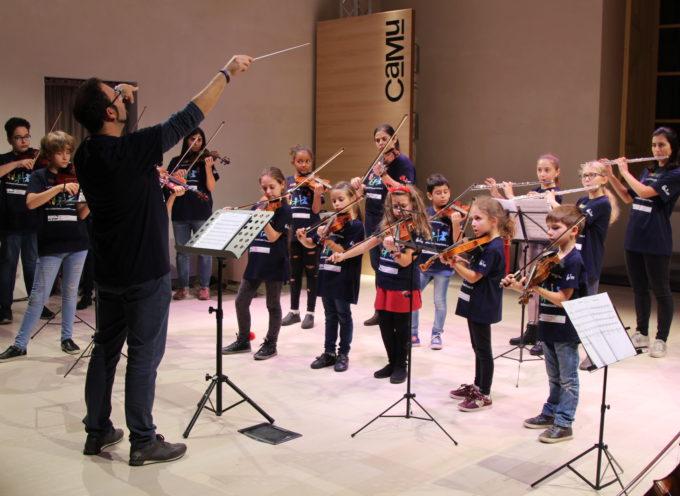 Orchestra Sociale gratuita de Le 7 note: ripartono le lezioni in presenza