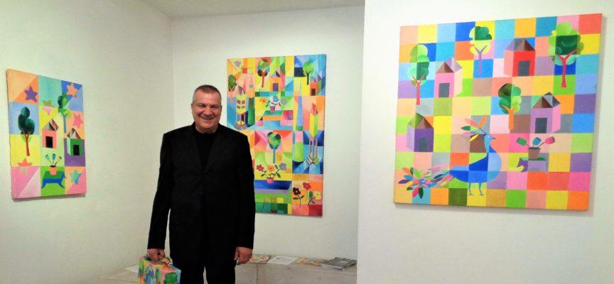 """Carlo Fontana – La personale """"Dulcis in Fundo"""" in mostra alla galleria Cavour 85"""