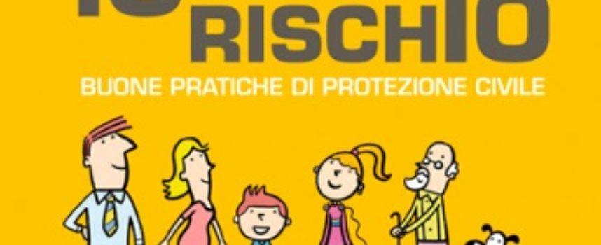 """""""IoNonRischio"""" evento online domenica 11 ottobre sulle buone pratiche di protezione civile"""
