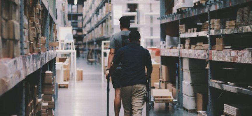 Addetto al magazzino – corso online gratuito per disoccupati a cura di CFA