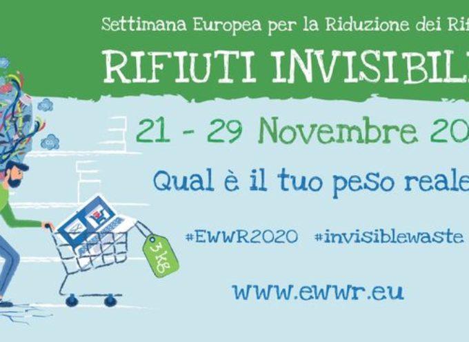 Settimana Europea per la riduzione dei rifiuti 2020: 21/29 novembre ecco gli eventi in programma