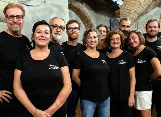 Tornano on line i corsi della Libera Accademia del Teatro