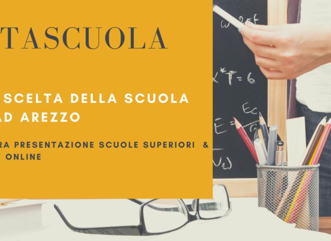 OrientaScuola: opuscolo riassuntivo sull'offerta formativa degli istituti superiori aretini e openday!