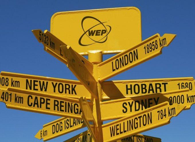 Borse di studio WEP per viaggi studio all'estero