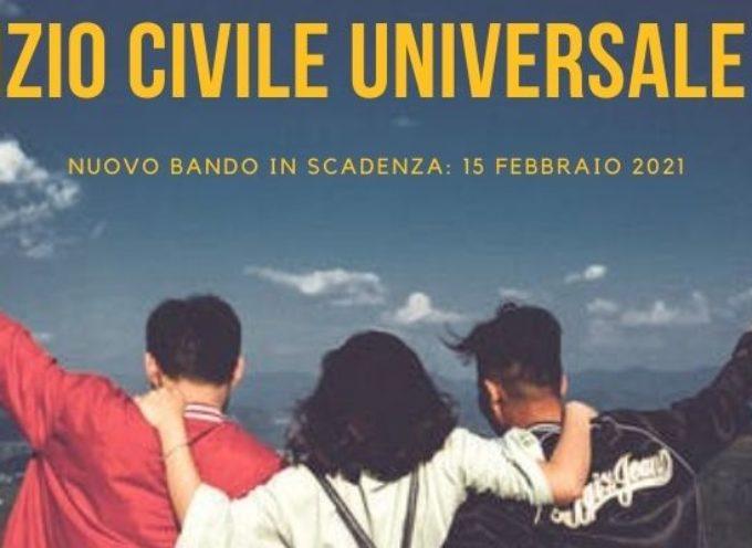 Servizio Civile Universale 2020: ecco il nuovo bando in scadenza 15 febbraio 2021