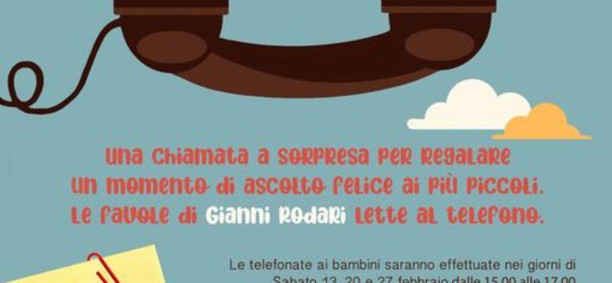 """Biblioteca città di Arezzo: torna anche a febbraio il progetto """"Driin!! C'è una storia per te"""""""