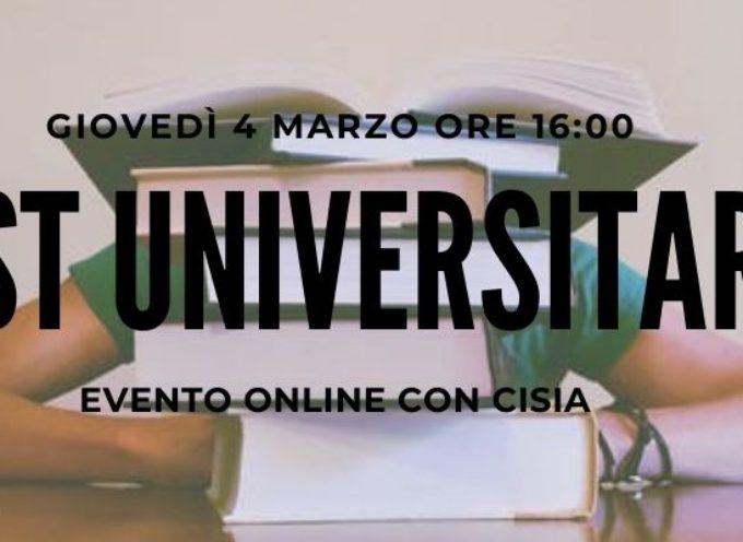 Test d'ingresso universitari TOLC: partecipa il 4 marzo al nostro Infoday online!!