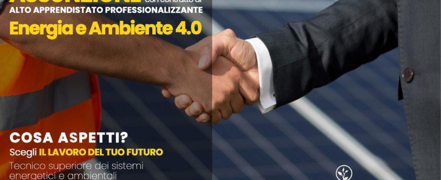 """Corso per """"Tecnico superiore dei sistemi energetici ed ambientali"""" – Riaperte le iscrizioni"""