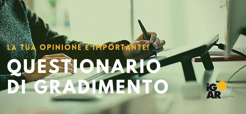 Questionario di gradimento Informagiovani Arezzo: aiutaci a migliorare!!