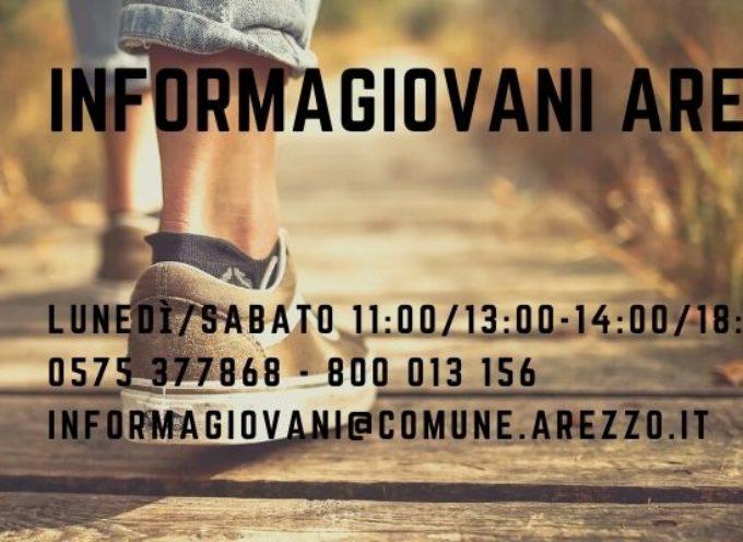Informagiovani Arezzo: orari e contatti