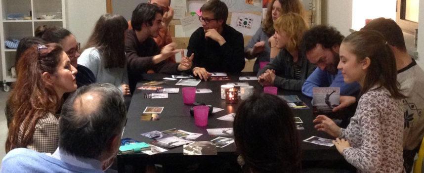 Un doppio laboratorio sulle emozioni con l'Urban Creativity Lab