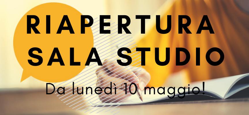 Informagiovani Arezzo: riapertura sala studio