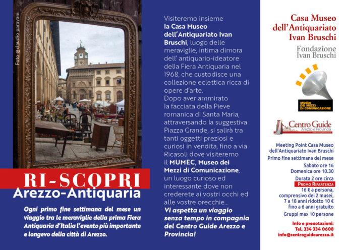 RI-SCOPRI Arezzo Antiquaria