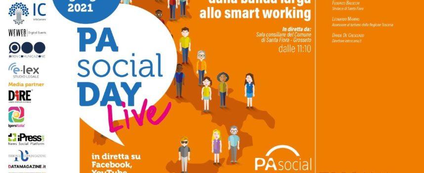 Torna il PA Social Day: martedì 8 giugno live da tutta Italia la maratona della comunicazione digitale