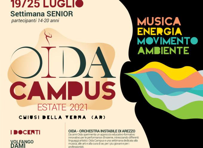 """Via alle iscrizioni per """"Oida Campus"""": aLuglioChiusi della Verna ospita una scuola estiva per musicisti"""