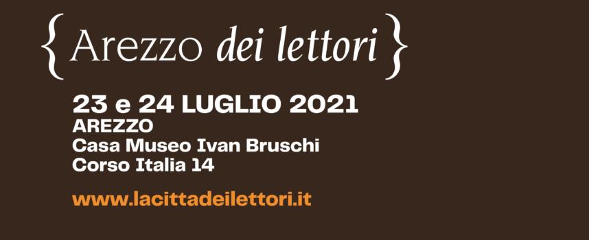 """Fondazione Ivan Bruschi: Leggere cambia tutto """"Arezzo dei lettori"""""""