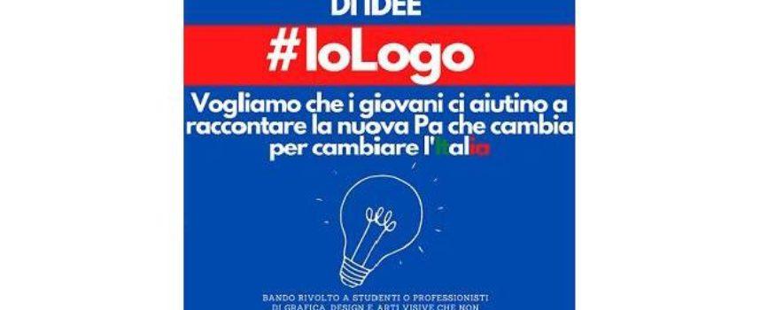 #IoLogo, concorso di idee  sulla PA con premi in denaro
