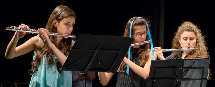 Arezzo flute festival, ottava edizione: dal 5 al 7 settembre le masterclass organizzate dalla scuola di musica Le 7 Note
