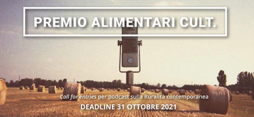 Premi alimentari cult. – Call for entries sulla ruralità contemporanea