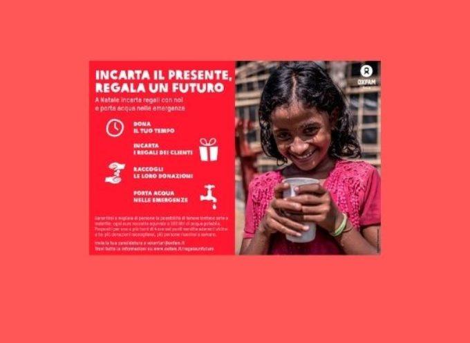 Oxfam Italia ricerca responsabili di postazione per la zona Arezzo, Montevarchi e Bibbiena