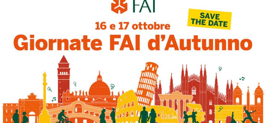 """Giornate FAI d'Autunno ad Arezzo """"Arezzo e le sue Acque"""": 16 e 17 Ottobre 2021"""
