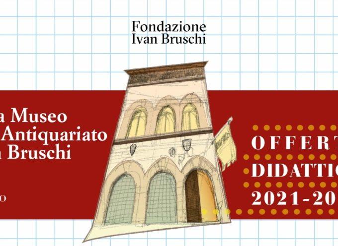 Casa Museo Ivan Bruschi: presentazione dell'offerta didattica 2021 per i ragazzi dai 4 ai 18 anni