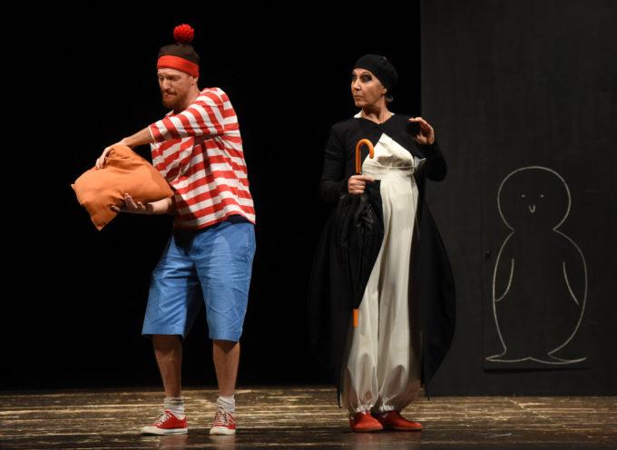 """""""VOGLIO LA LUNA"""" dal 31 ottobre la nuova rassegna di Nata Teatro dedicata a bambini e ragazzi"""